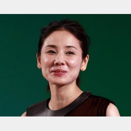 CMキャラは吉田羊(C)日刊ゲンダイ
