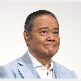 西田敏行さんはとんだ災難(C)日刊ゲンダイ