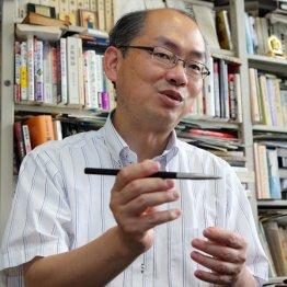 三重大学の山田雄司教授(C)日刊ゲンダイ