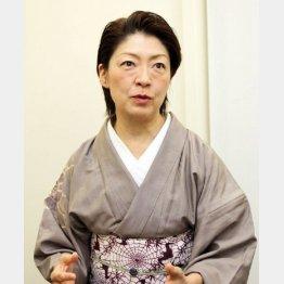 スナックママ連続殺人犯との遭遇を語った桂あやめさん(C)日刊ゲンダイ
