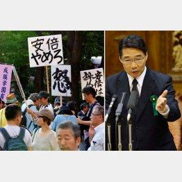 前川前次官は反旗の先鋒に過ぎない(C)日刊ゲンダイ