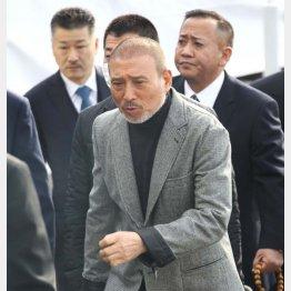 山口組の共謀罪対策は完璧?(司忍組長)/(C)日刊ゲンダイ