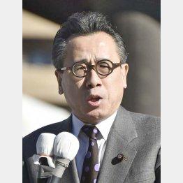 昨年の参院選で落選(C)日刊ゲンダイ