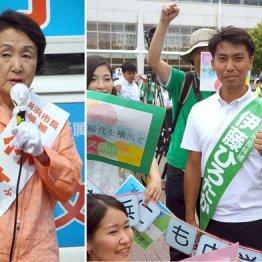 仙台&横浜 都議選での自民大敗が地方都市にも波及するか