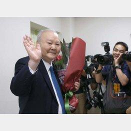 引退後も超多忙な日々(C)日刊ゲンダイ