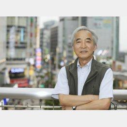 6月に日本ペンクラブ会長に就任した作家の吉岡忍氏(C)日刊ゲンダイ