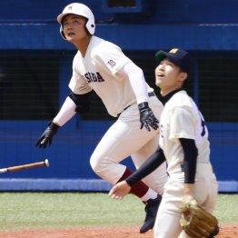 三回表に本塁打を放ち西東京大会で8強入り