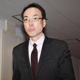 地銀再編を推し進めてきた金融庁・森信親長官(C)日刊ゲンダイ