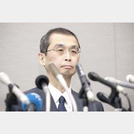 3代目社長の高田重久氏(C)日刊ゲンダイ