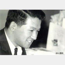 福岡時代の草野仁さん(C)日刊ゲンダイ