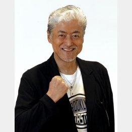 陣内孝則さん(C)日刊ゲンダイ