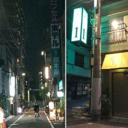 浅草・観音裏編 怪しげな千束通り側の細路地で夜の散策