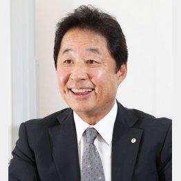 大幸薬品の柴田高社長(C)日刊ゲンダイ