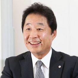 大幸薬品の柴田高社長