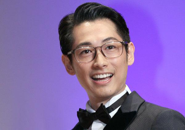 ディーン・フジオカ(C)日刊ゲンダイ
