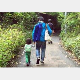 父子家庭の再出発は簡単ではない(C)日刊ゲンダイ