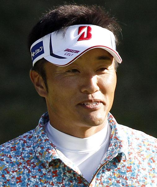 44歳でツアー11勝目(C)日刊ゲンダイ