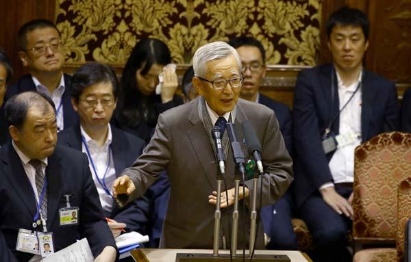 加戸前愛媛県知事の言い訳はピントはずれ(C)日刊ゲンダイ