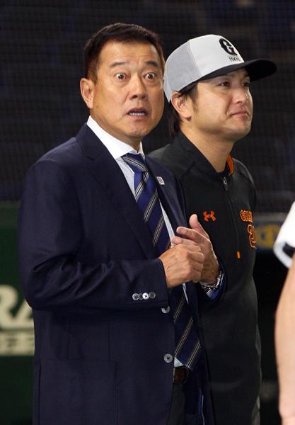 他球団の監督で球界復帰か(C)日刊ゲンダイ