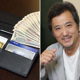 俳優・大鶴義丹のこだわりは「1年半くらいで買い替える」