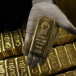 急増する金塊取引(写真はイメージ)