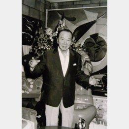 岡本太郎氏(C)日刊ゲンダイ