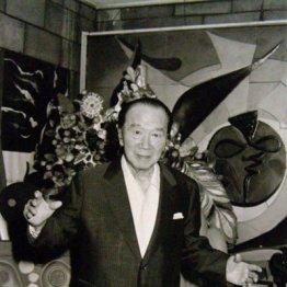 """戦前のパリから60年 """"画学生""""岡本太郎とバレリーナの再会"""