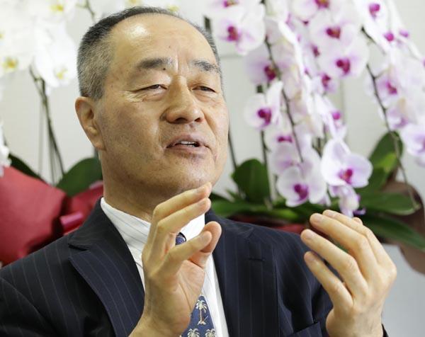 二木の二木正人社長(C)日刊ゲンダイ