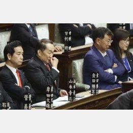 内閣のヤバイやつは全員交代(C)日刊ゲンダイ
