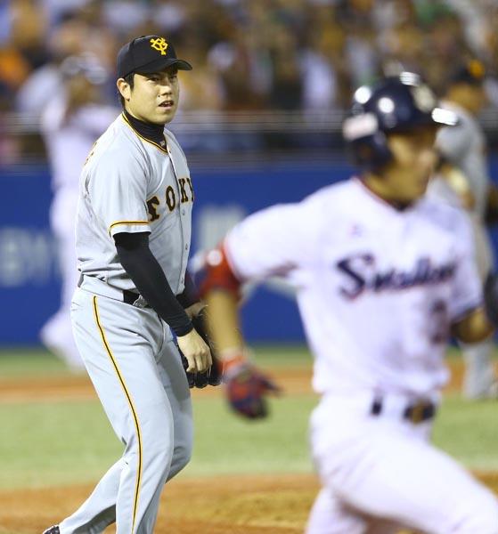 2敗目を喫した西村(C)日刊ゲンダイ