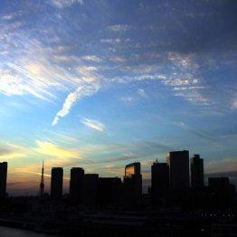 SNSで報告続々…不気味な雲は首都圏大地震の前兆なのか