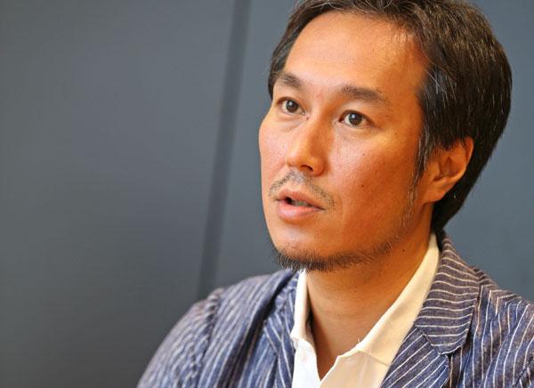 オープンエイトの高松雄康社長(C)日刊ゲンダイ