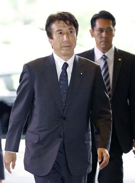 農林水産大臣に抜擢された斎藤健氏(C)共同通信社