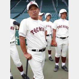 選手としても甲子園を経験(C)日刊ゲンダイ