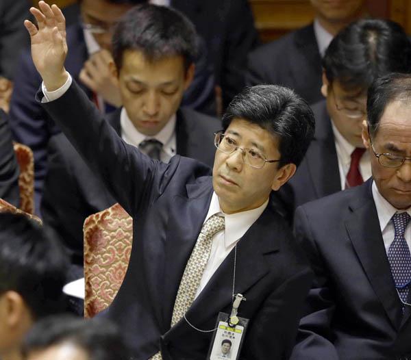国税庁長官にご栄転(C)日刊ゲンダイ