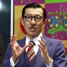 岩井ジョニ男は体重も芸風も軽い「人間味たっぷり師匠」