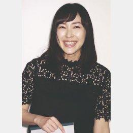 麻生久美子(C)日刊ゲンダイ