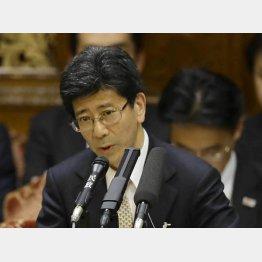 ドス黒い出世で国税庁長官に昇進(C)日刊ゲンダイ