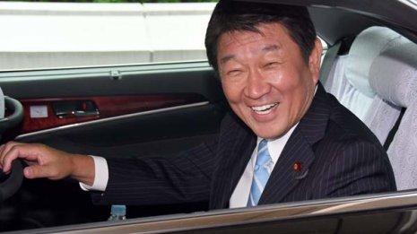 """茂木敏充経済再生相 官僚に""""キング""""と呼ばれる気性の荒さ"""