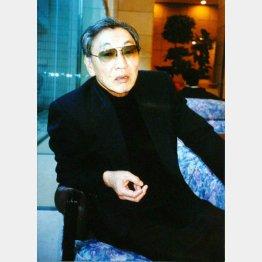 多数の作品で知られる故・西村昭五郎監督(C)日刊ゲンダイ
