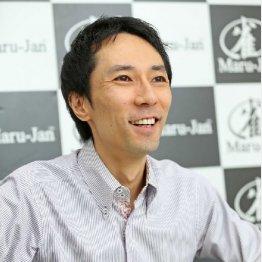 栢孝文社長(C)日刊ゲンダイ