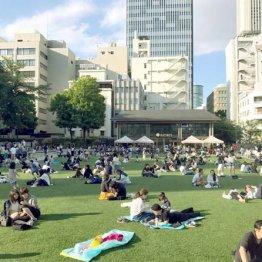 南池袋公園(東京都豊島区)