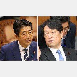 ヤル気なし(C)日刊ゲンダイ