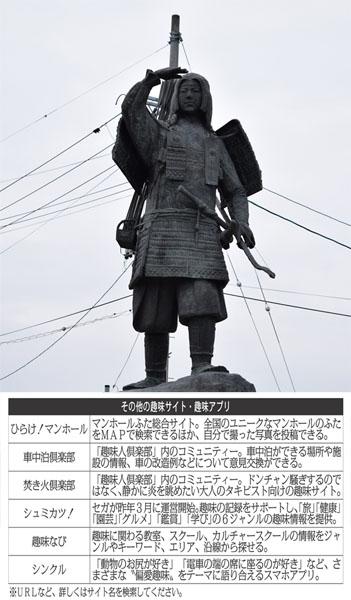 奥が深い!(東京の銅像探偵団)(C)遠藤寛之