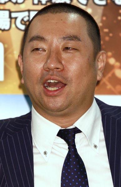 レイザー・ラモンRG(C)日刊ゲンダイ