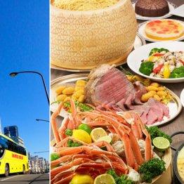 「はとバス」のスカイツリー&ホテルビュッフェのプラン