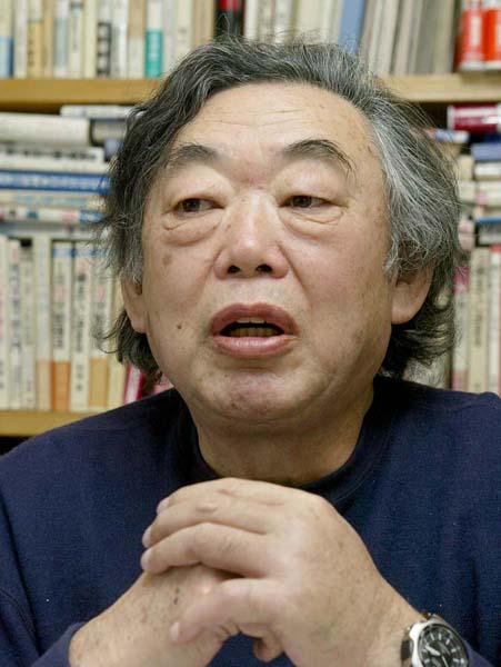 阿部進さん(2003年撮影)/(C)日刊ゲンダイ