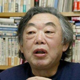 阿部進さん(2003年撮影)