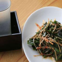 【ゴニラ】ごま油とコチュジャンで味付け ニラの食感を楽しむ