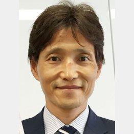 バスクリンお風呂博士の石川泰弘さん(C)日刊ゲンダイ